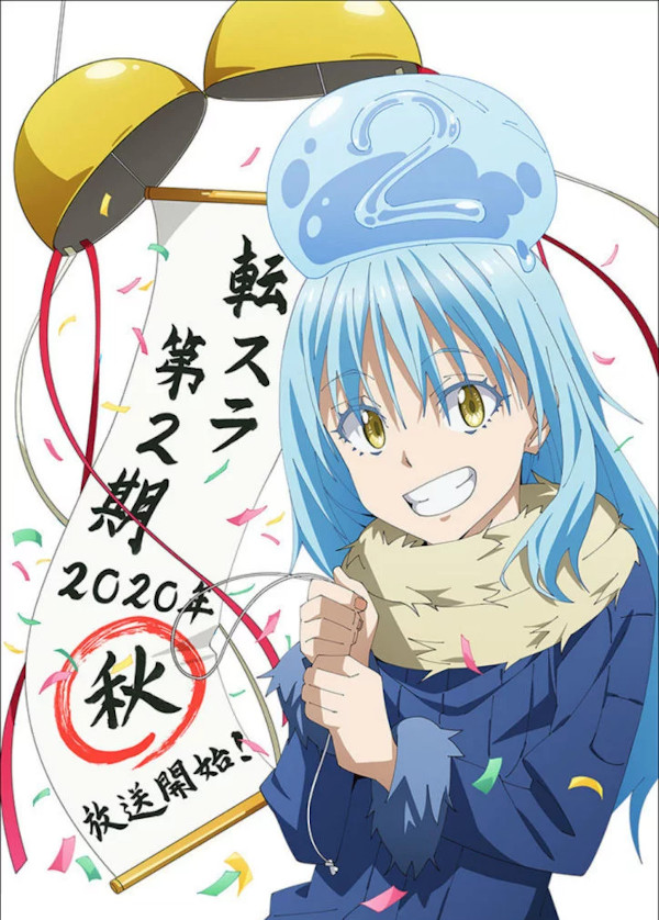 Znalezione obrazy dla zapytania: Tensei Shitara Slime Datta Ken 2020